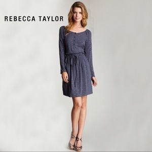 Rebecca Taylor Nailhead Tie Front dress - 2
